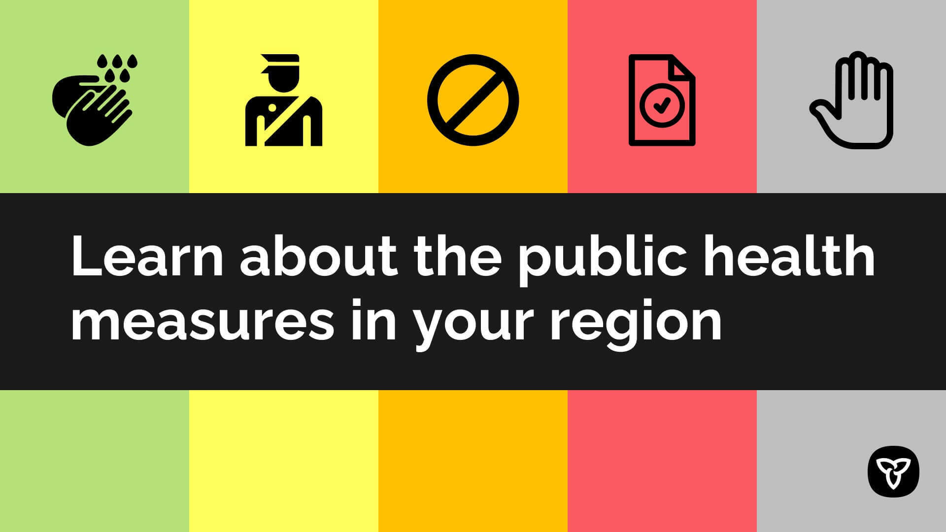 Covid 19 Regional Public Health Measures And Restrictions Covid 19 Coronavirus In Ontario